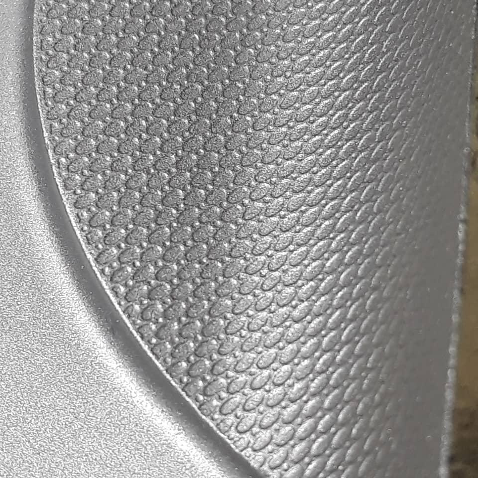 Texturização Matrizes, ferramentas / jateamento de moldes